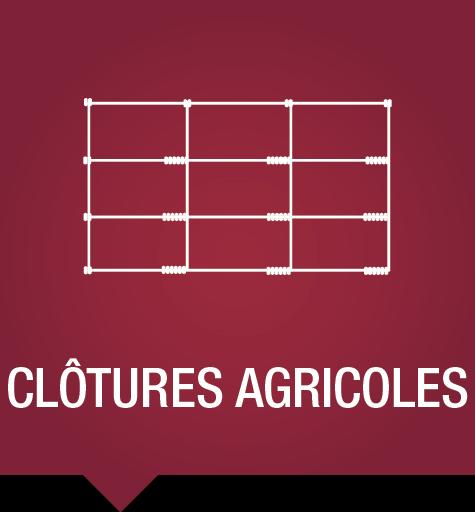 Clôtures et portails - Clôtures agricoles