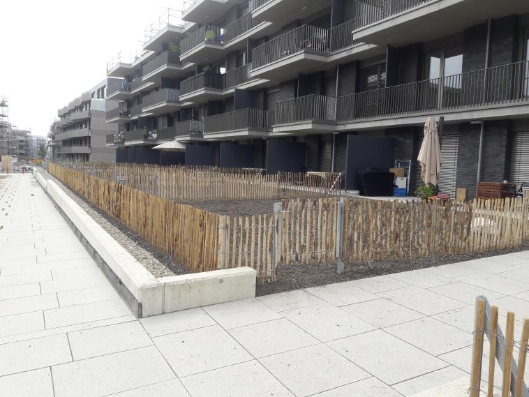 Installation Portails - clôtures : canisse