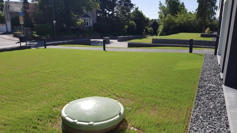 Aménagement d'espaces verts : Agencement particulier pour gazon