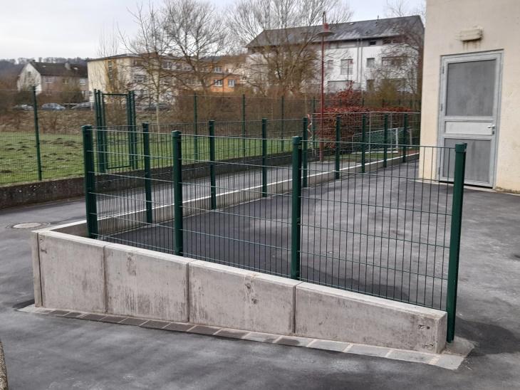 Installation Portails - clôtures : Barrière de sécurité