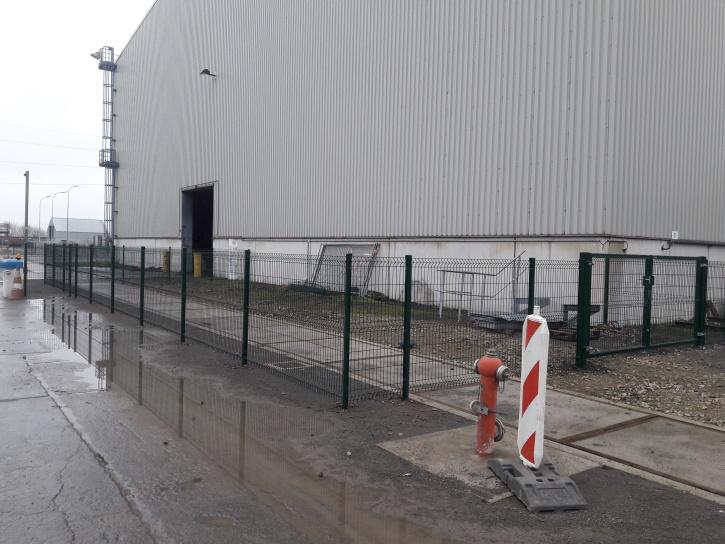 Installation Portails - clôtures : sécurisation d'un accès piéton