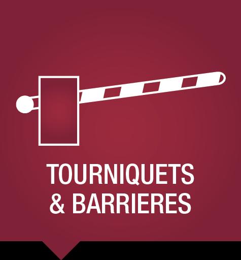 Clôtures et portails - Tourniquets et barrières